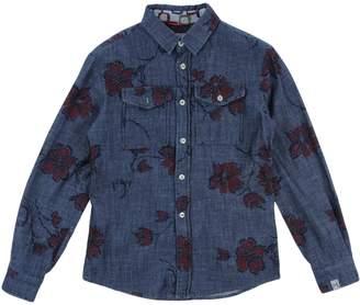 Myths Denim shirts - Item 38732943CM