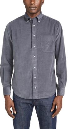 Gitman Brothers Corduroy Button Down Shirt