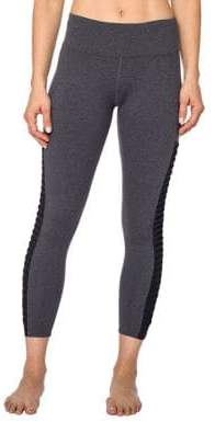 Betsey Johnson Performance Cropped Athletic Pants