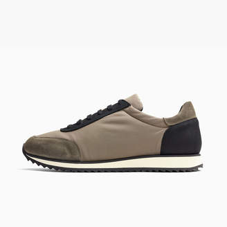James Perse Sycamore Lace-Up Nylon Runner - Mens