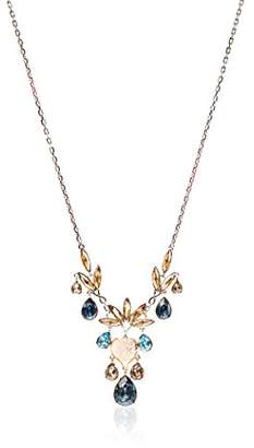 GUESS Women Pink Pendant Necklace of Length 42cm UBN21541