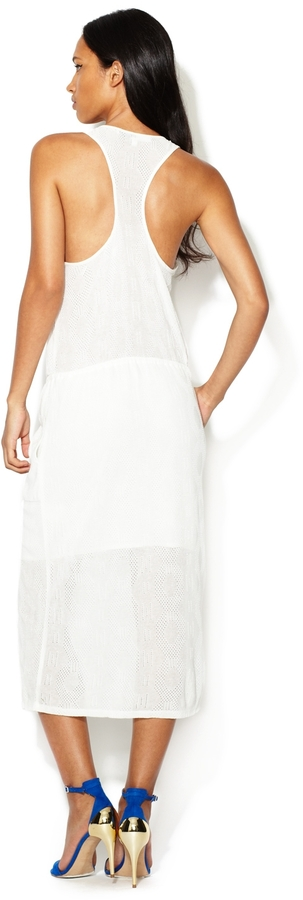 Tracy Reese Racerback Knit Tank Dress