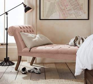 Pottery Barn Carolyn Upholstered Chaise