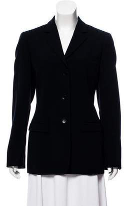 Calvin Klein Collection Casual Wool Blazer