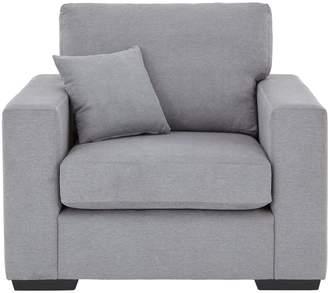 Very Zanzio Fabric Armchair
