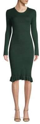 John & Jenn Pacey Ribbed Sweater Dress