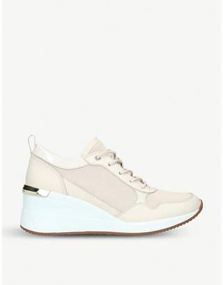 Aldo Seveisa chunky heel trainers
