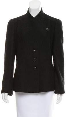 Armani Collezioni Tailored Wool Jacket