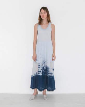 Raquel Allegra Pleated Medley Dress