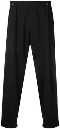 Issey Miyake straight leg trousers