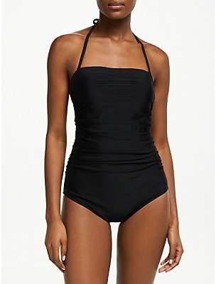 3562c8b34253a John Lewis   Partners Control Bandeau Swimsuit