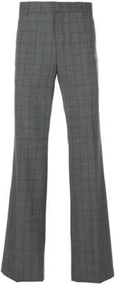 Paul & Joe checked trousers