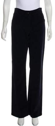 Calvin Klein Collection Wide-Leg Corduroy Pants