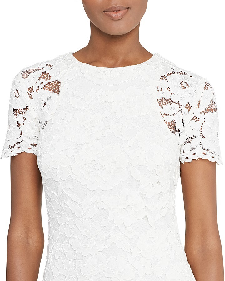 Lauren Ralph Lauren Lace Dress 3