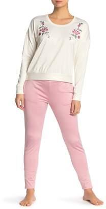 Josie Solid Fleece Lined Zip Ankle Leggings
