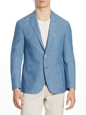 Polo Ralph Lauren Morgan Yale Slim-Fit Jacket