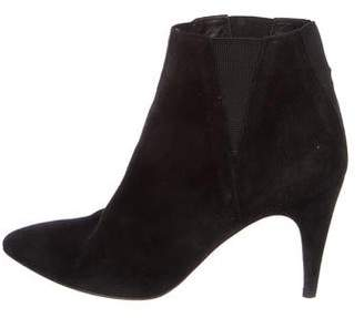 Walter Steiger Suede Ankle Boots