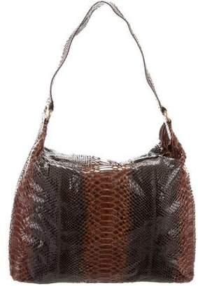 LAI Python Shoulder Bag