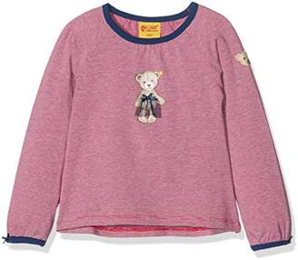 Steiff Girl's 1/1 Arm Long-Sleeved T-Shirt