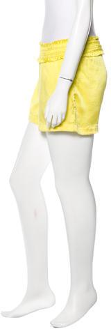 AlexisAlexis Silk Mini Shorts
