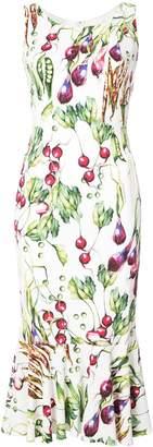 Dolce & Gabbana Radish Cady Dress