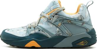 Puma Blaze Of Glory X Swash OS - Indian Teal/Orange