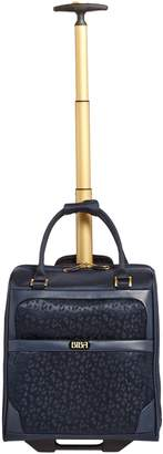 Biba OPULENCE LEOPARD BUSINESS BAG NAVY