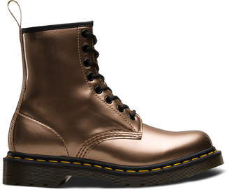 Dr. Martens Vegan 1460 Chrome Metallic Boot