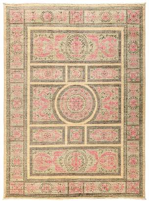"Solo Rugs Eclectic Area Rug, 8' 6"" x 6' 3"""