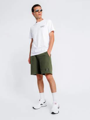 Emporio Armani Ea7 Mens EA7 Train Core ID T-Shirt in White
