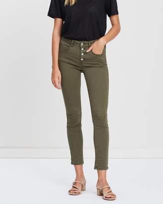 Sophia Mid-Rise Jeans