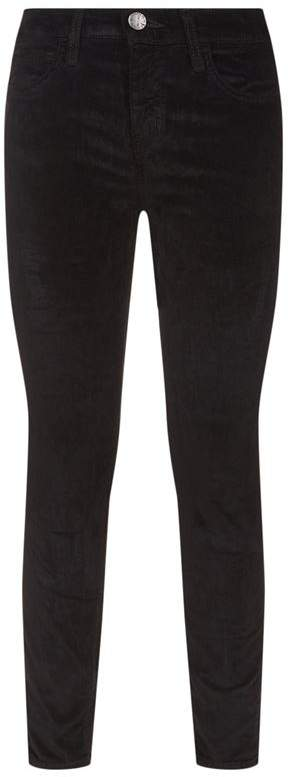 Current Elliott Stiletto Velvet Jeans