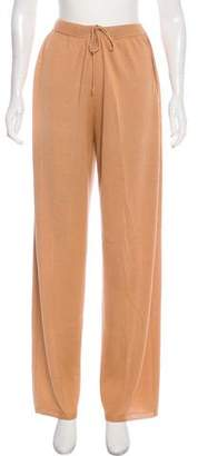 TSE Silk Wide-Leg Pants