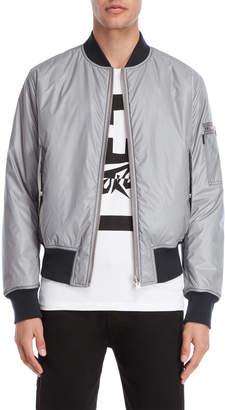 Fiorucci Reversible Bomber Jacket