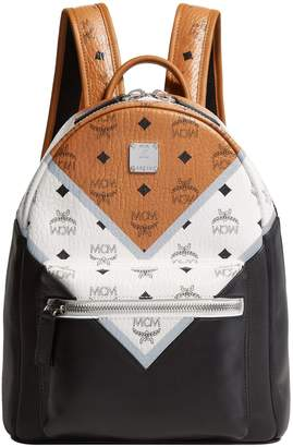 MCM Large Stark M Move Visetos Backpack