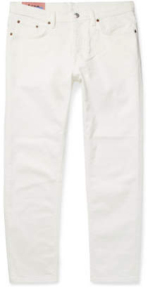 Acne Studios River Slim-Fit Stretch-Denim Jeans