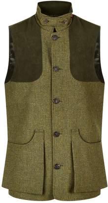Purdey Tweed Shooting Gilet