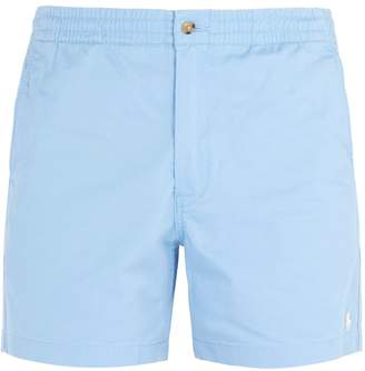 Polo Ralph Lauren Logo-embroidered elasticated shorts