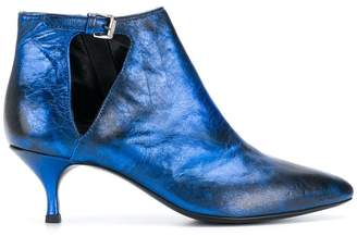 Strategia pointed toe booties