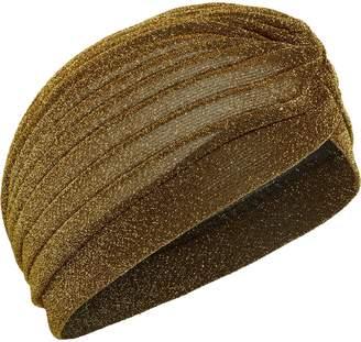 Tasha Metallic Turban
