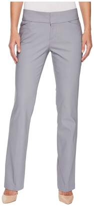 Liverpool Graham Bootcut Trousers in Windy Grey Women's Casual Pants