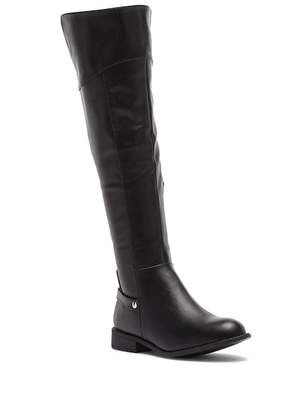 Wild Diva Lounge Oksana Over-The-Knee Boot
