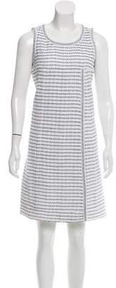 Chanel Tweed Knee-Length Dress