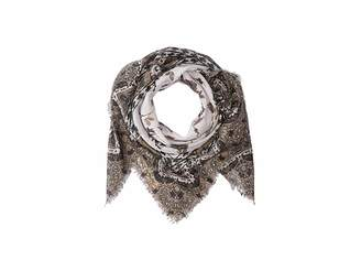 Michael Stars Falling For Florals Square Scarf