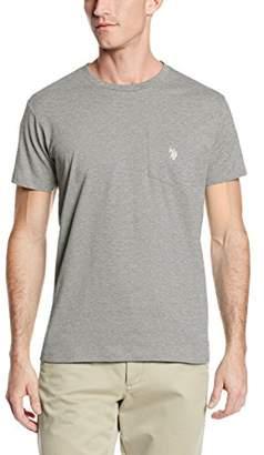 U.S. Polo Assn. Men's Crew Neck Pocket T-Shirt (Color Group 1 Of 2)