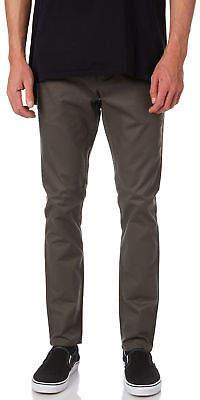 Zanerobe New Men's Snapshot Mens Chino Pant Cotton Elastane Green