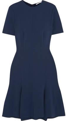 Stella McCartney - Sierra Stretch-crepe Dress - Storm blue