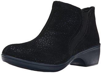 Skechers Women's Flexibles Ankle Boot $79.99 thestylecure.com