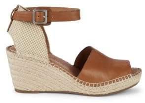 Gentle Souls Celisse Espadrille Wedge Sandals