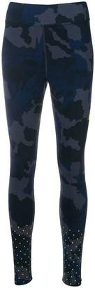 Nike military printed cropped trousers
